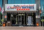 Hôtel Dubai - Saffron Boutique Hotel-3