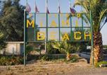 Hôtel Margherita di Savoia - Miami Beach Affittacamere-1