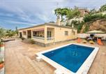 Location vacances Maçanet de la Selva - Beautiful home in Macanet de la Selva w/ Outdoor swimming pool, Wifi and 4 Bedrooms-1