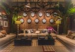 Hôtel Melaka - Rosa Malacca-3
