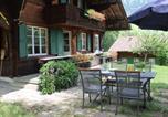 Location vacances Lenk - Apartment Chalet Maru-3
