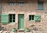 Location vacances Moux-en-Morvan - La Pastourelle au Lac Brizards-2