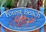 Location vacances Hilton Head Island - 8 Hilton Head Cabana Home-4