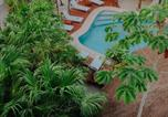 Hôtel Río Lagartos - Holbox Deluxe Apartments-1