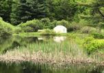 Location vacances Palatine Bridge - Tentrr - Tuscan Highland Pond Site East-3