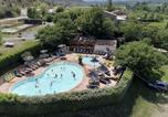 Camping avec Piscine couverte / chauffée Ruoms - Camping Saint Amand-1
