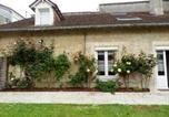 Location vacances Anguerny - Maison Studios & Appartements Les 4 Vents-1