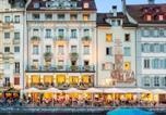Hôtel Meggen - Hotel Des Alpes-4