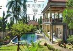 Villages vacances Karangasem - Bali Butterfly Villas-1