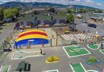 Village vacances Nouvelle-Zélande - Tahuna Beach Kiwi Holiday Park and Motel-3