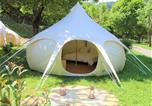 Camping Le Moulin du Luech