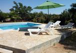 Location vacances Nardò - Villa con Piscina-1