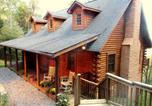 Location vacances Blowing Rock - Alpine Log Cabin-1