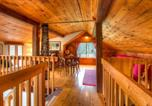 Location vacances Hot Springs - Cabin at Green Mountain-4