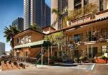 Hôtel San Diego - Best Western Cabrillo Garden Inn-1