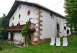 Location vacances Ituren - Caserio Marako Borda-3