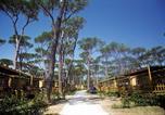 Camping avec Piscine couverte / chauffée Centuri - Homair - Park Albatros-4