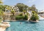 Camping avec Quartiers VIP / Premium Charente-Maritime - Camping Club La Côte Sauvage-3