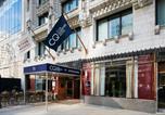 Hôtel Chicago - Club Quarters Hotel, Wacker at Michigan-1