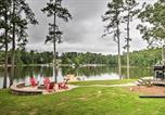 Location vacances Orangeburg - Waterfront Lakehouse Private Dock and Fire Pit-1