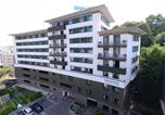 Hôtel Ternay - Residhotel Lyon Lamartine