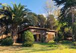 Location vacances  Chili - Hostal El Arbol Beach-3