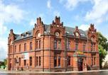 Hôtel Rubkow - Postel Wolgast-1