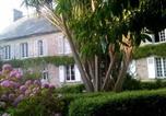 Hôtel Quettehou - Manoir à Tamerville Cotentin-2