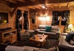 Location vacances Morzine - Luxurious Holiday Home in Morzine with Sauna-4