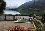 Location vacances Clusone - Villa con accesso al lago-1