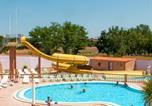 Camping avec Piscine couverte / chauffée Port-Vendres - Domaine Résidentiel de Plein Air Le Neptune-3