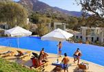 Location vacances Gündoğan - Geris Villa Sleeps 6 with Pool and Air Con-4