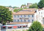 Hôtel Mézières-sur-Issoire - Logis Hôtel Emeraude-1