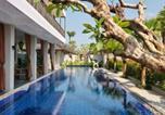 Villages vacances Borobudur - Sawah Joglo Villas-1