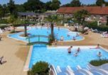 Camping avec Parc aquatique / toboggans Basse-Normandie - Camping l'Etang des Haizes-1
