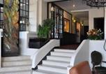 Hôtel Mosnes - Hotel Bellevue-1