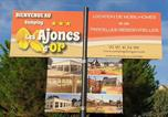 Camping avec Bons VACAF Guillac - Camping Les Ajoncs d'Or-2