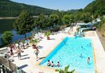 Camping Aveyron - Camping La Source -1