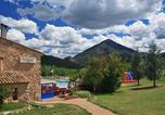 Camping avec Piscine Saint-Martin-d'Entraunes - Camping Terra Verdon-3