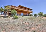 Location vacances Holbrook - Overgaard Cabin with Pool Table and Incredible View!-2