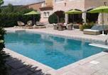 Hôtel Les Arcs - Villa oasis-1