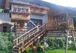 Location vacances Sankt Johann im Pongau - Ferienwohnung Oberbachhof-2