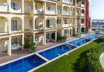Hôtel Muro - Zafiro Bahia-4