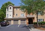 Location vacances Atlanta - Spacious apartment near Perimeter Mall-2