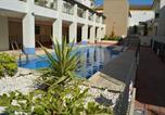 Location vacances Sanlúcar de Barrameda - Residencial Cimbra-1