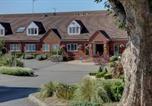 Hôtel Allesley - Best Western Plus Windmill Village Hotel-2