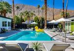 Hôtel Palm Springs - The Three Fifty Hotel-1