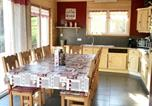 Location vacances Ternuay-Melay-et-Saint-Hilaire - Chalet with 4 bedrooms in Le Menil with private pool enclosed garden and Wifi 8 km from the slopes-3