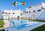 Location vacances Conil de la Frontera - Premium apartamento dúplex con parking-1