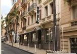 Hôtel Cap-d'Ail - Azur Hotel-1